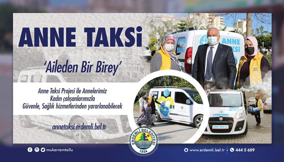 Anne Taksi